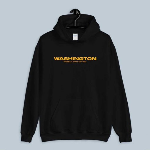 Washington Football Team EST. 1932 DC Hoodie