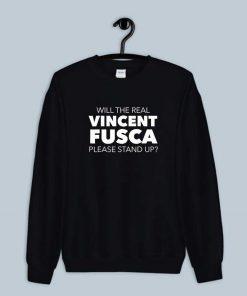 Vincent Fusca Shirt Qanon Remember Sweatshirt