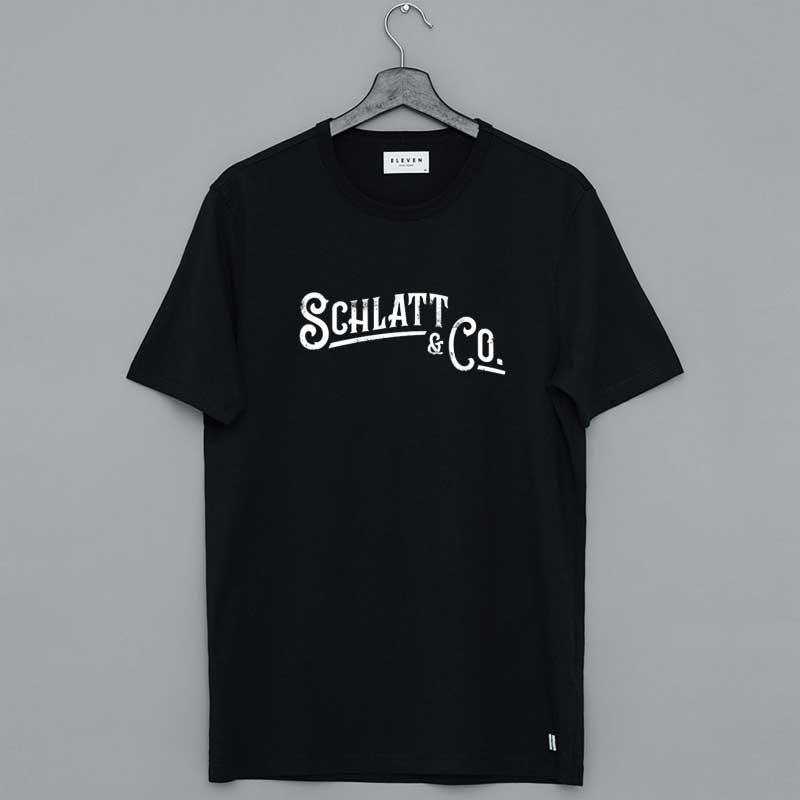 Jschlatt merch Schlatt & Co Shirt