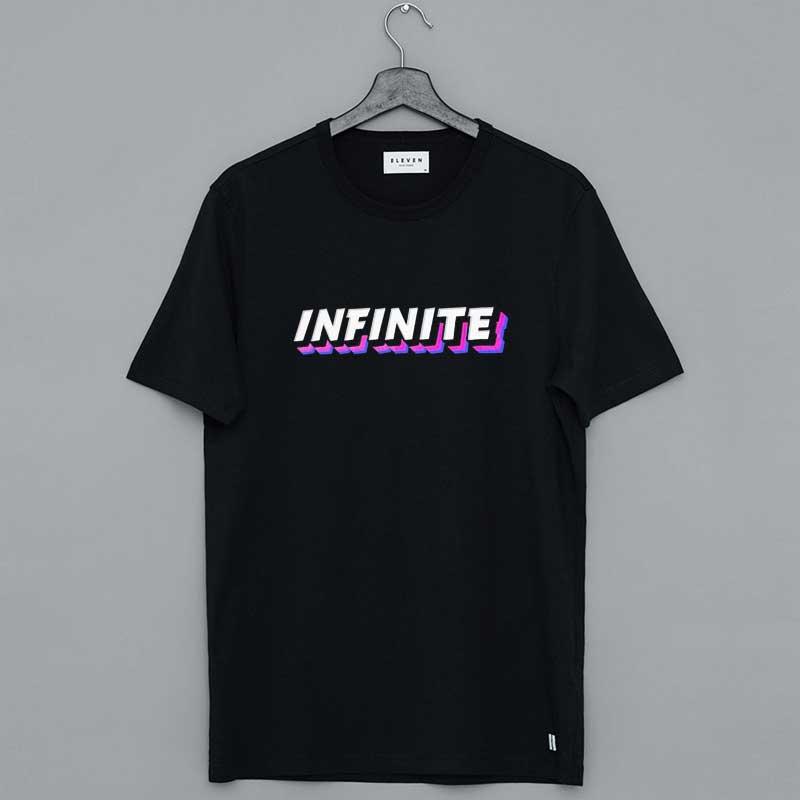 Infinite Army Merch Gradient Shirt