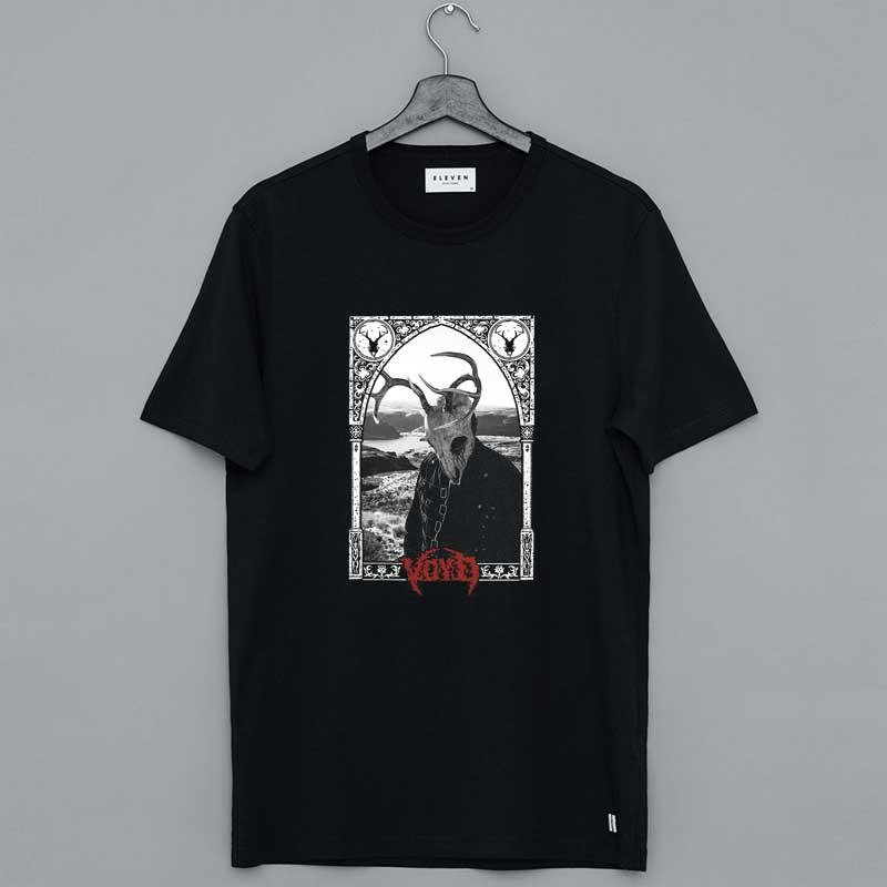 Svdden Death Merch Voyd Stag Shirt