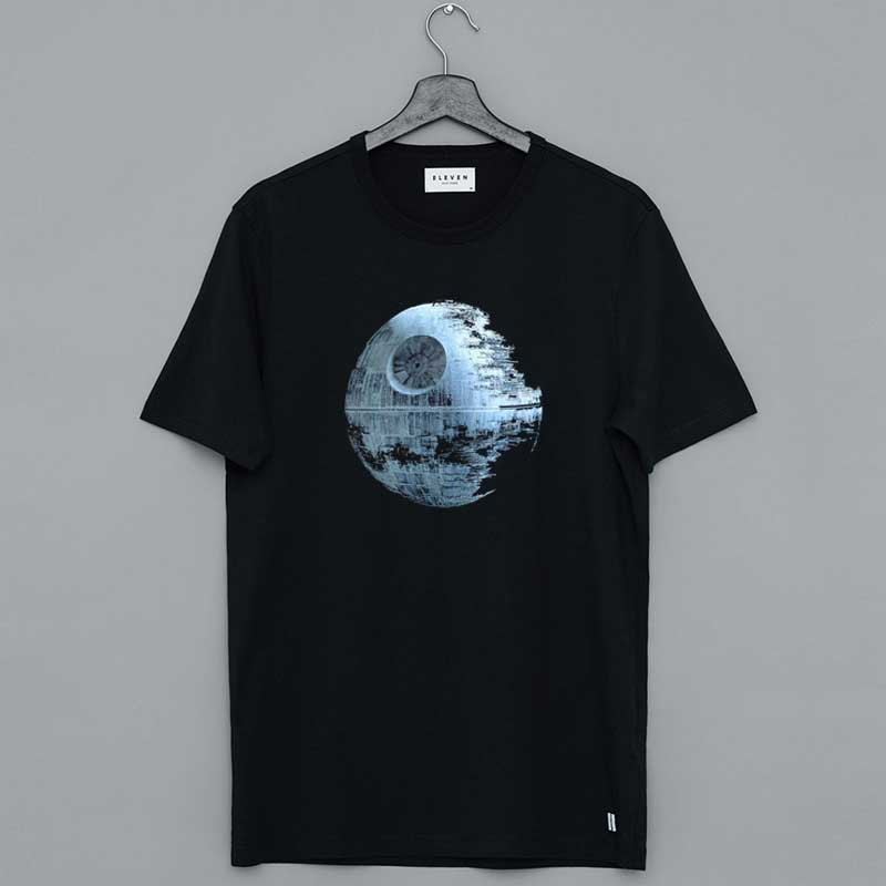 Death Star Pregnancy Shirt