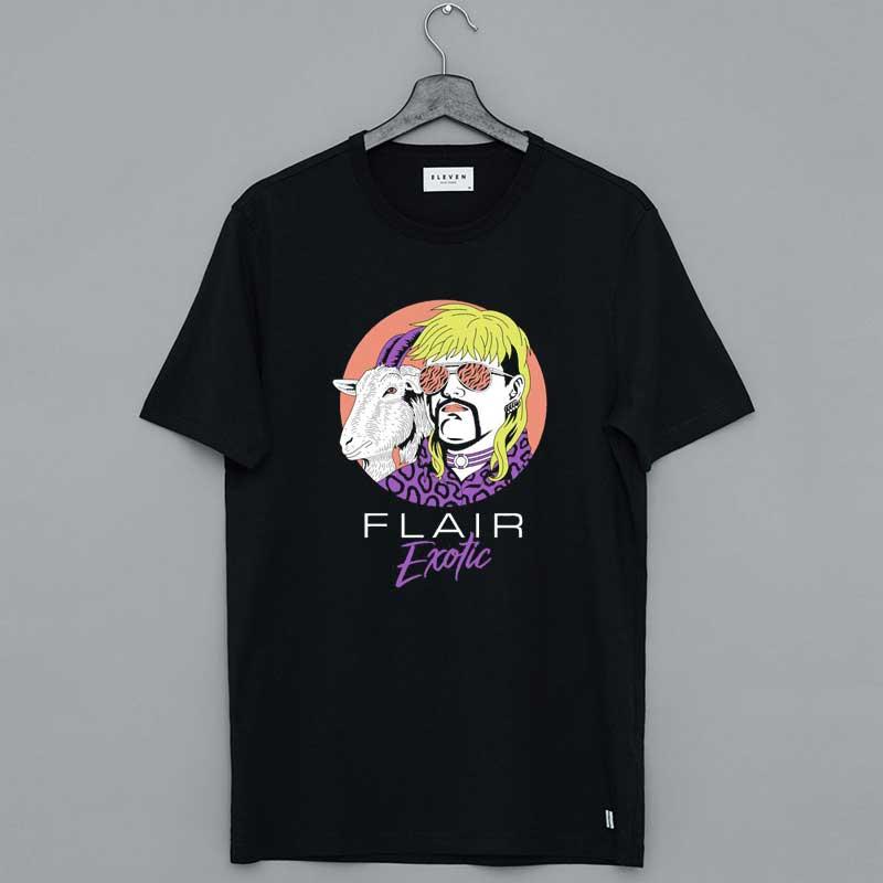 Flair Merch Flair Exotic T Shirt