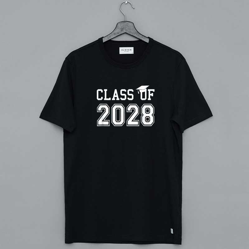 Graduation Class Of 2028 Shirt