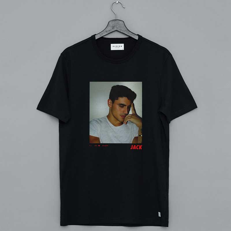 Jack Gilinsky Merch Album Shirt