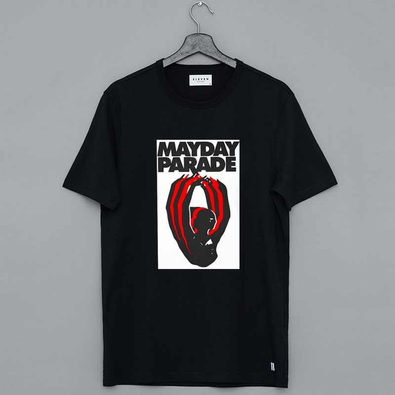 Mayday Parade Merch Balleria Shirt