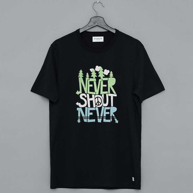 Never Shout Never Shirt