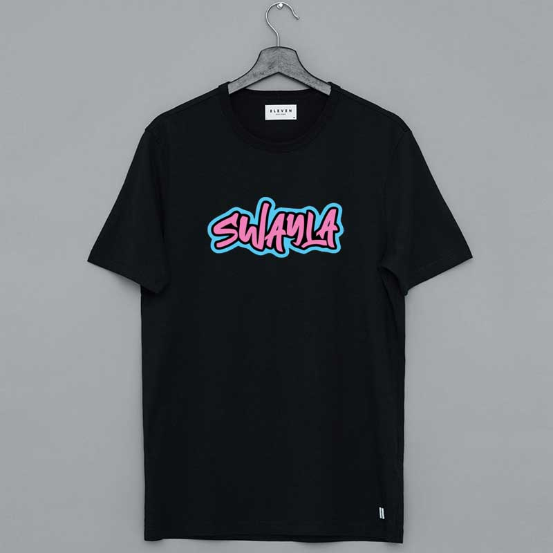 Swayla Merch Teenage Boys Shirt