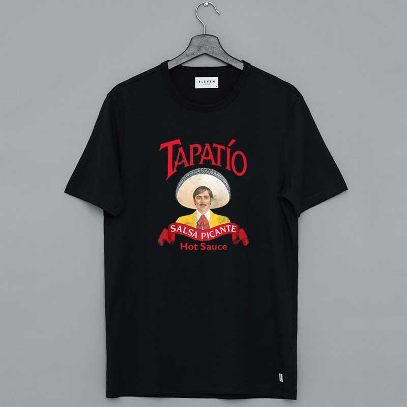 Tapatio Shirts Hot Sauce Bottle T Shirt