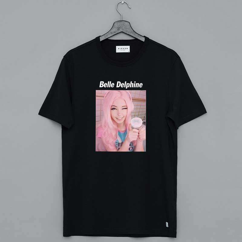 Belle Delphine Merch T-Shirt