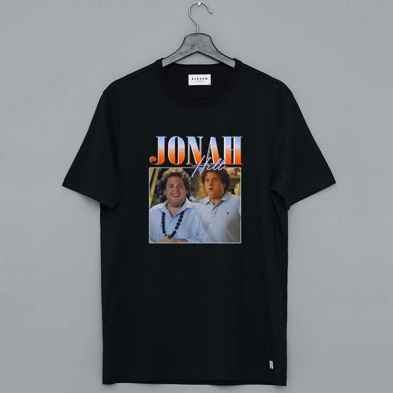 Jonah Hill Wolf Of Wall Street Shirt