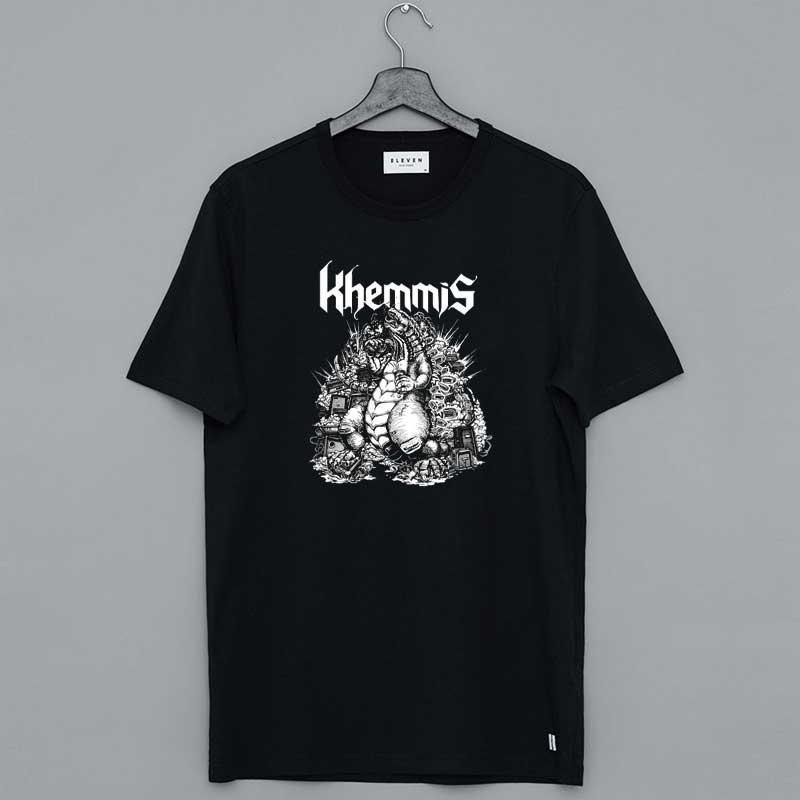 Khemmis Merch The Doom Room Shirt