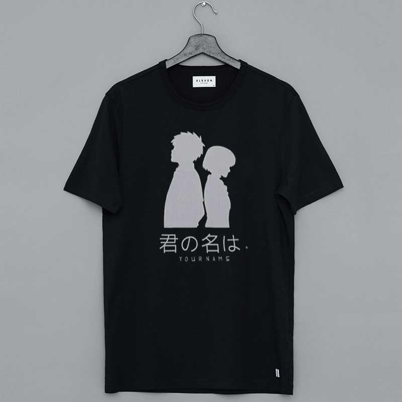 Kimi No Na Wa Shirt