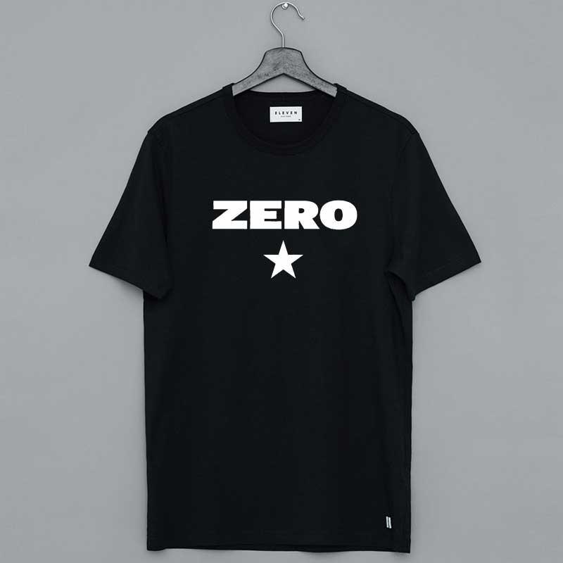 Scott Pilgrim Zero Shirt
