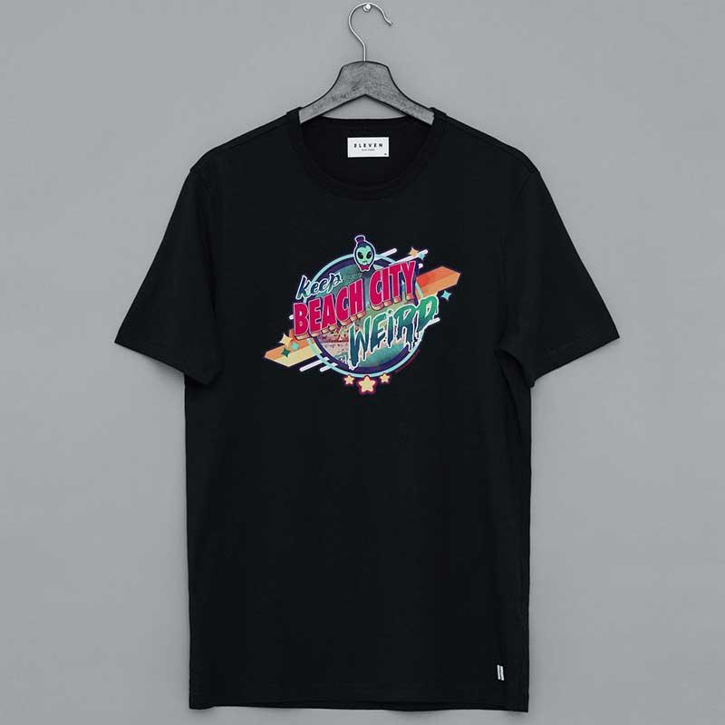 Steven Universe Keep Beach City Weird Shirt