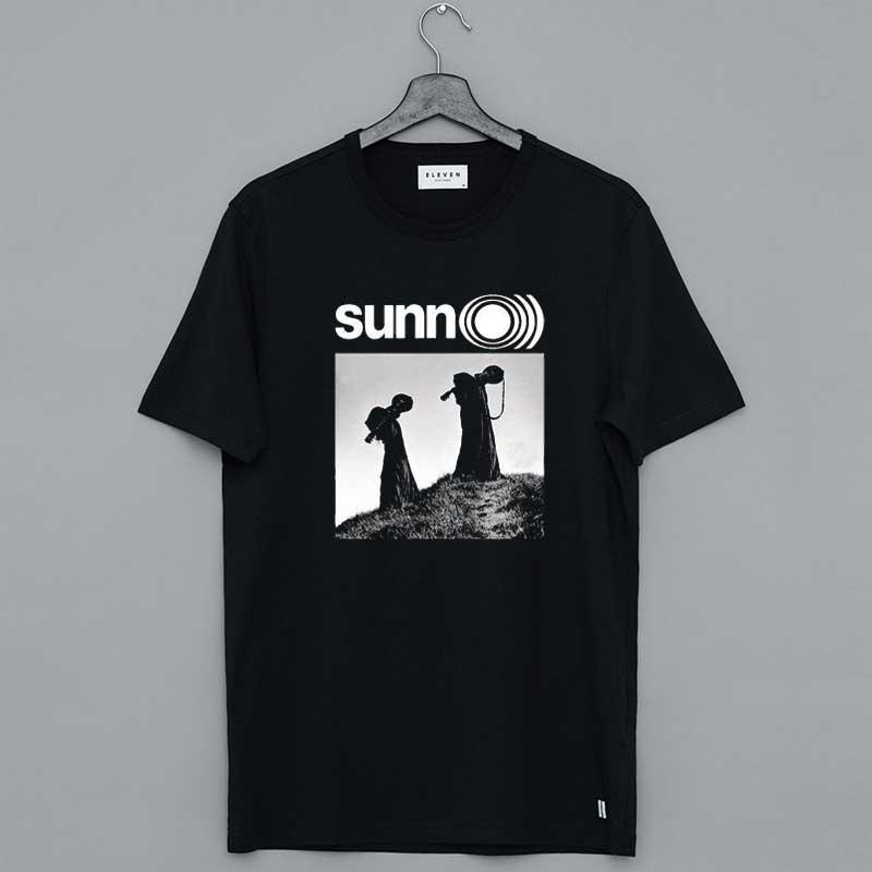 Sunn O Shirt
