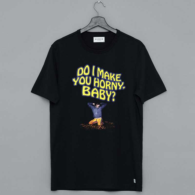 1998 Austin Powers Do I Make You Horny Baby Shirt