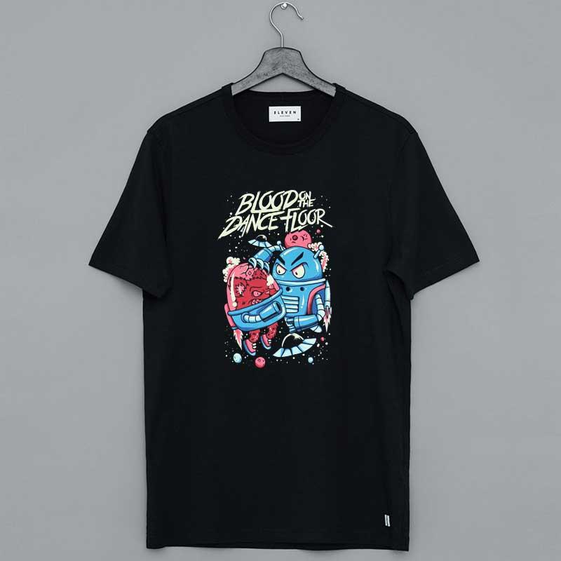 Blood On The Dance Floor Space Robot T-Shirt