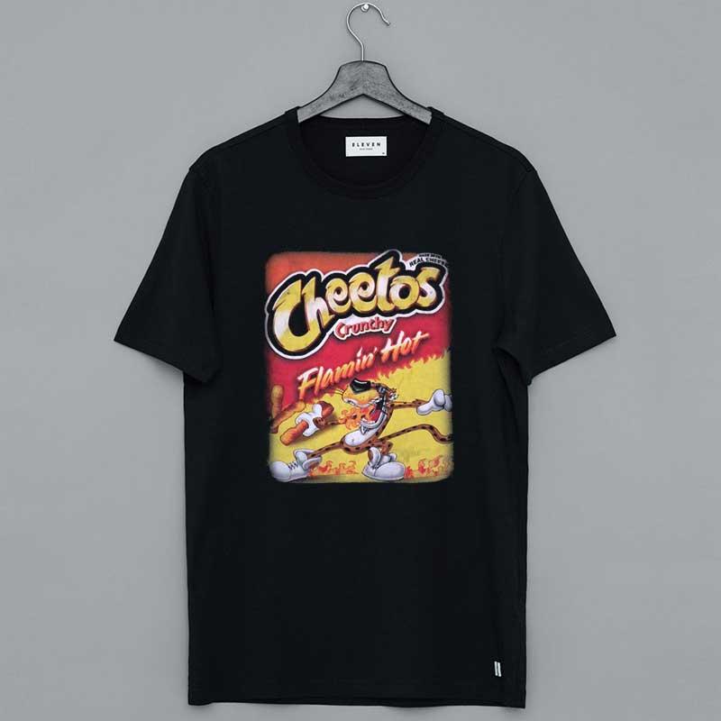 Cheetos Flamin' Hot Crunchy T-Shirt