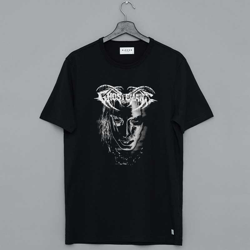 Ghostemane Contrast Black White Photo T-Shirt