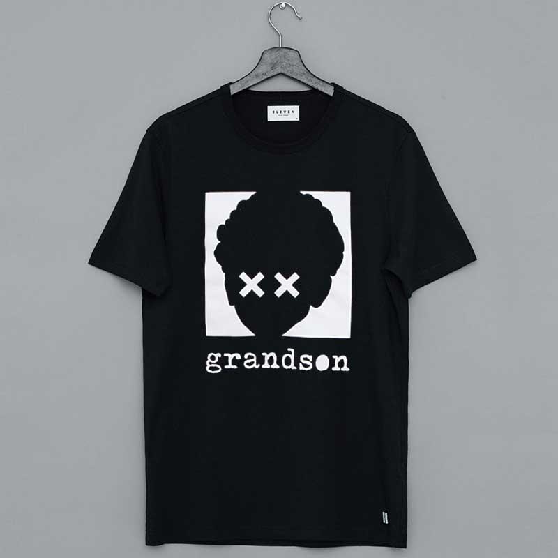 Grandson X Eyes Logo Child T-Shirt