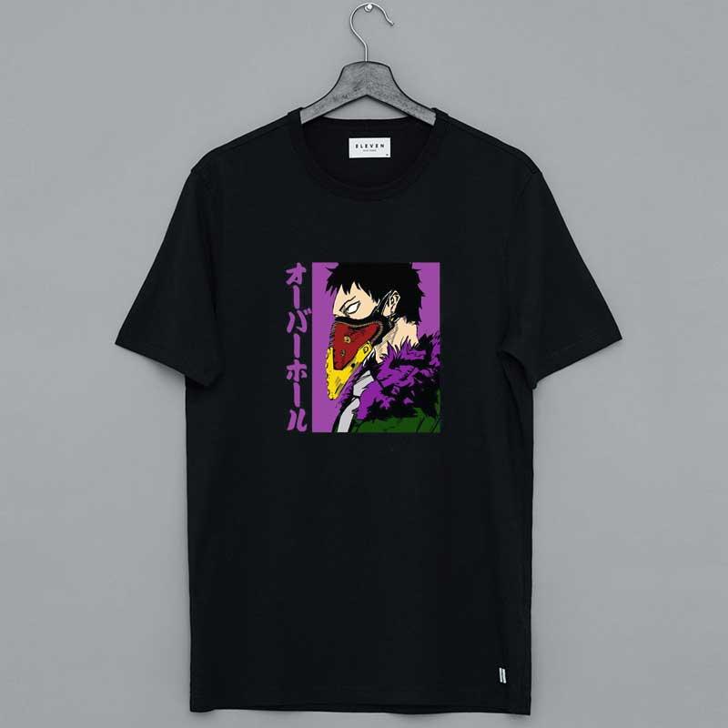 My Hero Academia Overhaul Mha Shirt