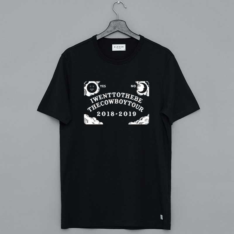 Ouija Board Mitski Merch Tour 2018 Shirt