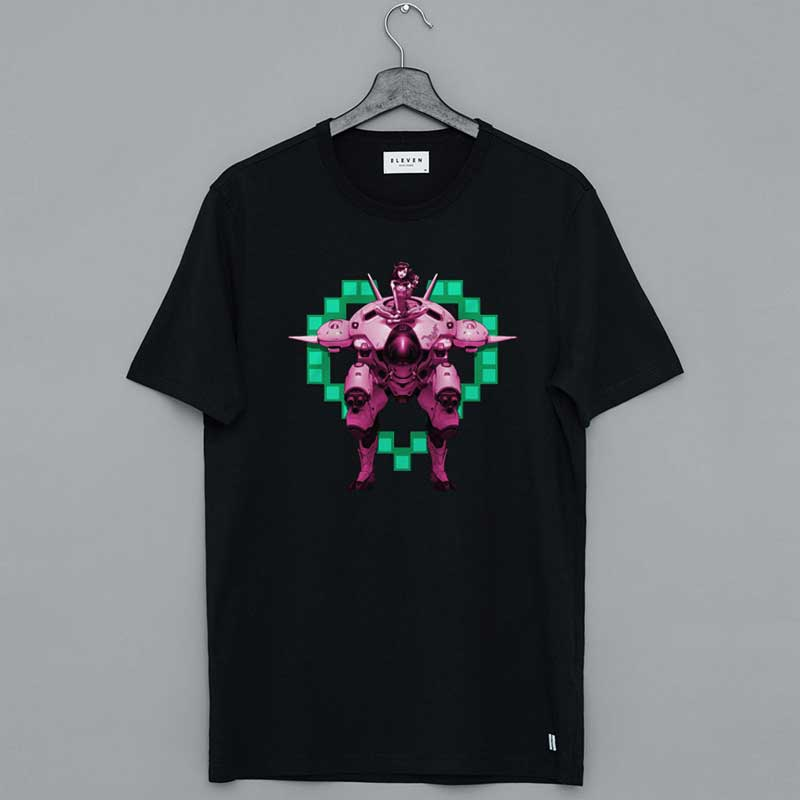 Overwatch DVa Shirt Play To Win Merch T-Shirt