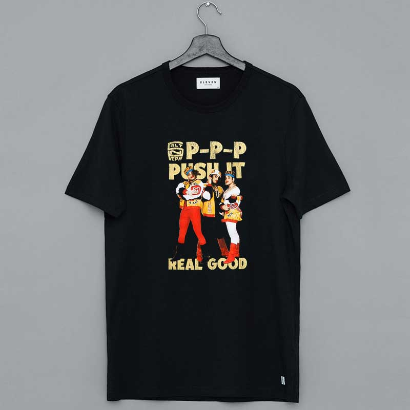 Salt N Pepa Push It Girls T-Shirt