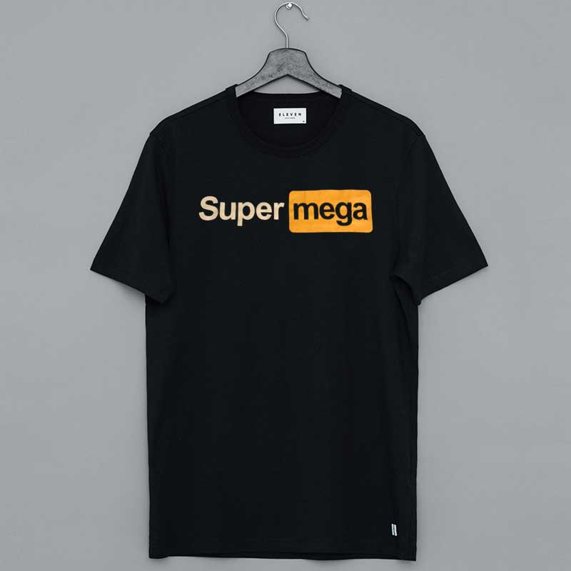 Supermega Merch Game Grumps Funny Shirt