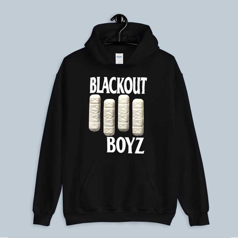 Hoodie Blackout Boyz