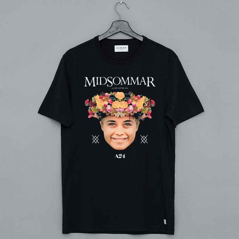 Midsommar Flower Art Movie Shirt