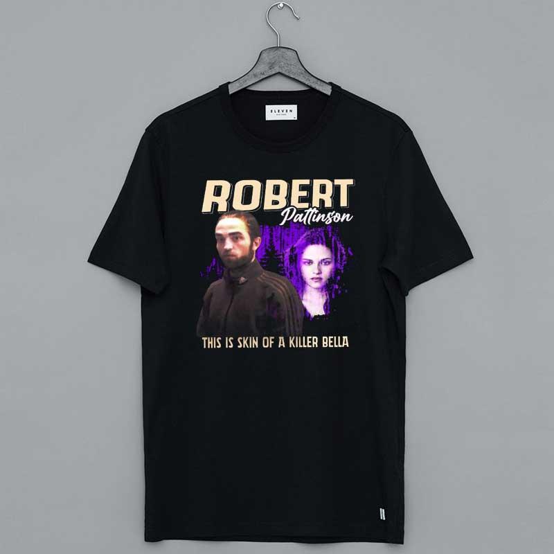 Robert Pattinson Meme Shirt
